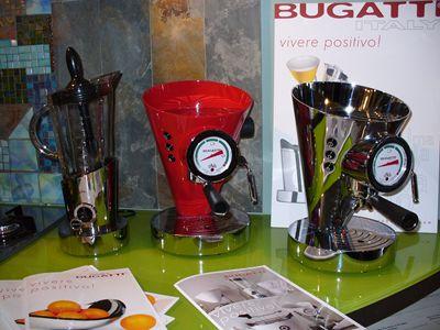 BUGATTI Ricambio Originale Filtro per Cialde per Macchina Caff/è Espresso e Cappuccino Diva e Diva Evolution